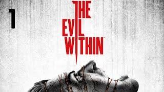 Прохождение The Evil Within — Часть 1: Экстренный вызов