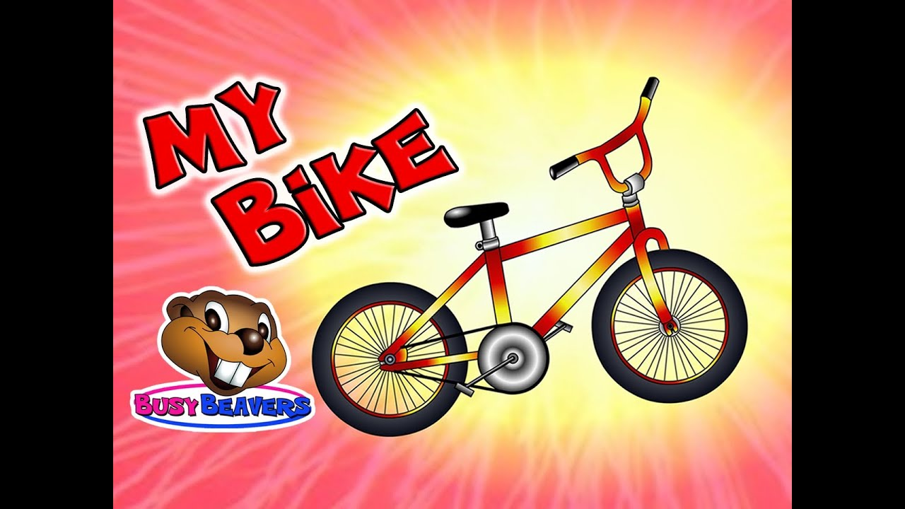 My Bike Kids Pop Song Youtube