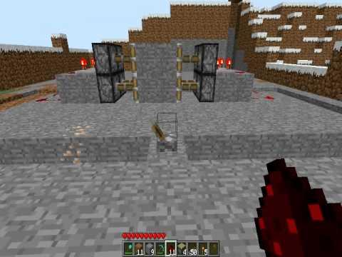 how to make a secret door in minecraft - Isken kaptanband co