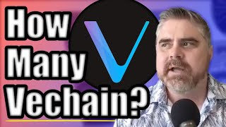 How Much Vechain (VET) Do You Need To Become A Cryptocurrency Millionaire? | BitBoy Crypto