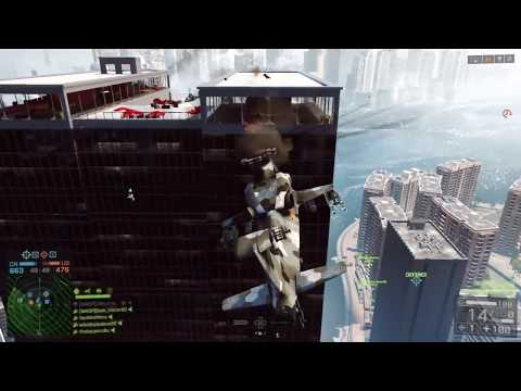 Taking Care of Business in Shanghai - Battlefield 4 - BF4 - Attack Helicopter -Playstation 4