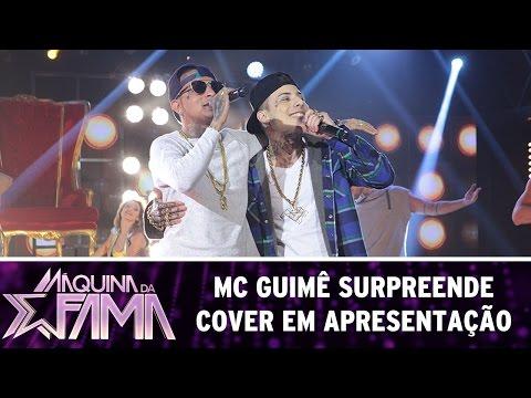Máquina da Fama (01/08/16) MC Guimê faz surpresa para seu cover