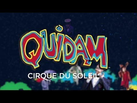 Incantation: song from Quidam by Cirque du Soleil