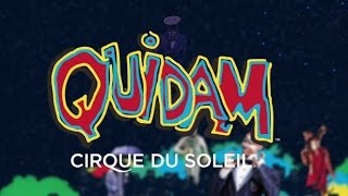 Incantation: song from Quidam by Cirque du Soleil