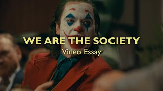 'We Are The Society' | Joker Movie Powerful Message (Spoilers review) Explained