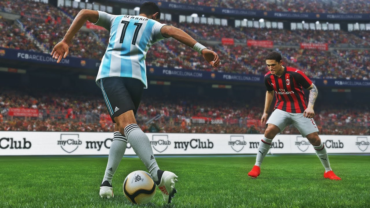 PES 2019 - Goals & Skills Compilation #1 PS4 PRO