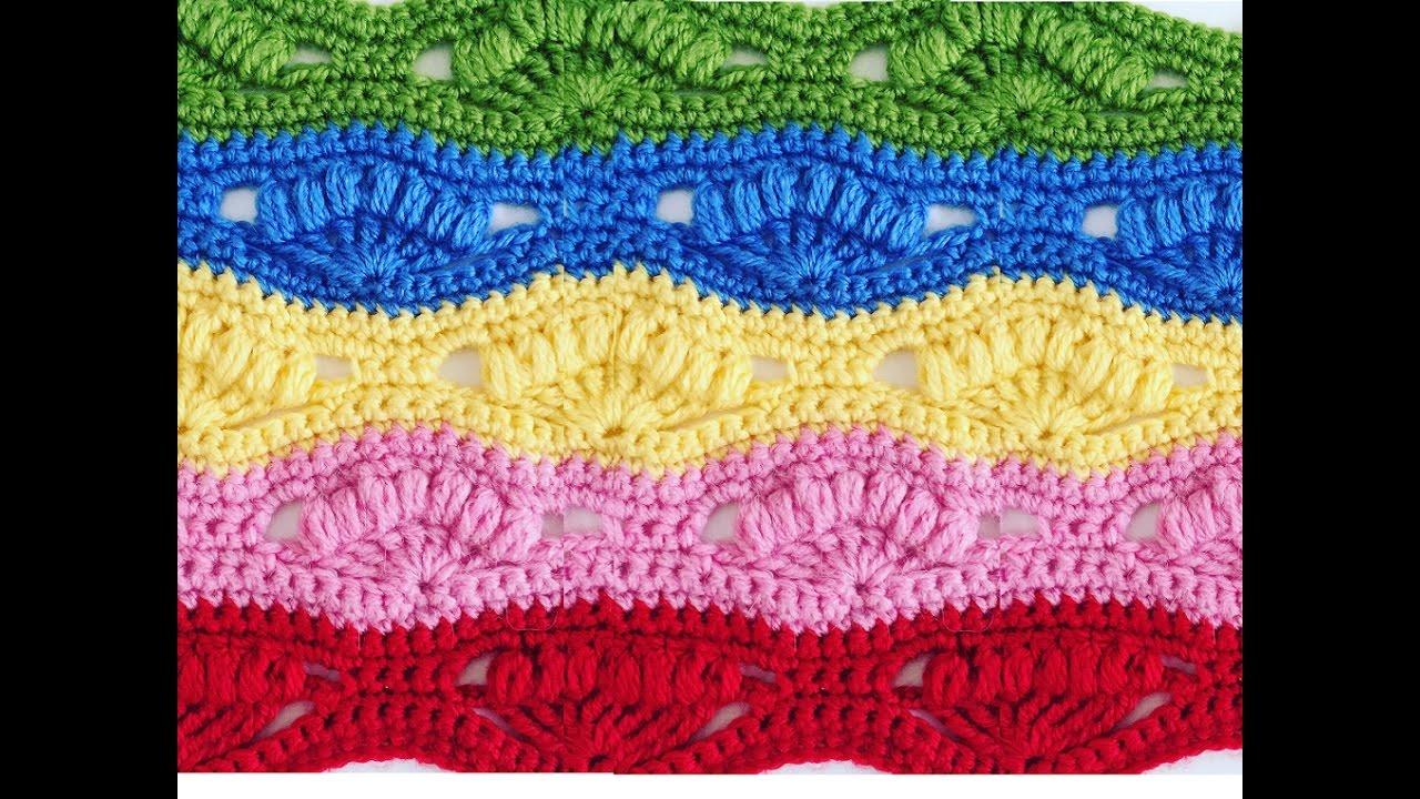 Crochet Wave Pattern Magnificent Ideas