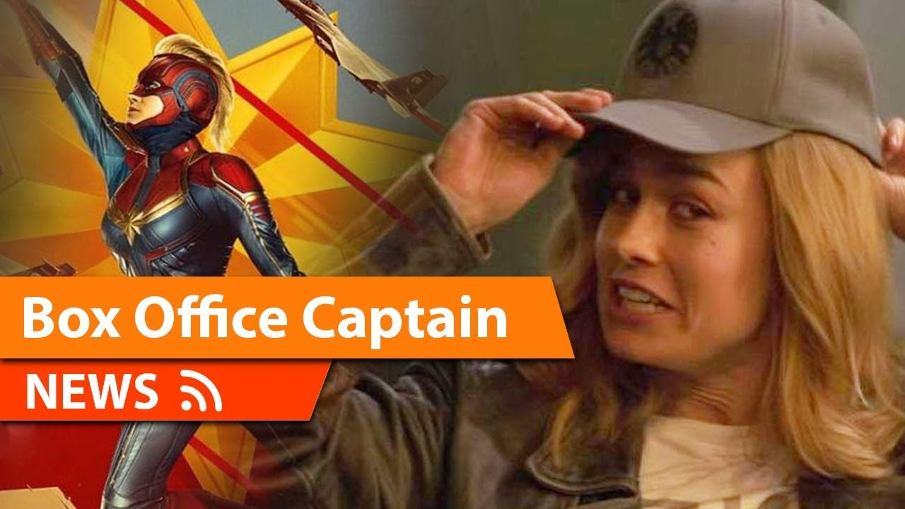 captain marvel advanced ticket crushing mcu expectations