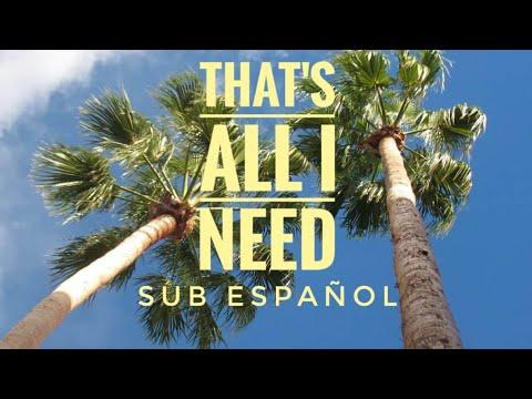 DIRTY HEADS - That's all I need sub español
