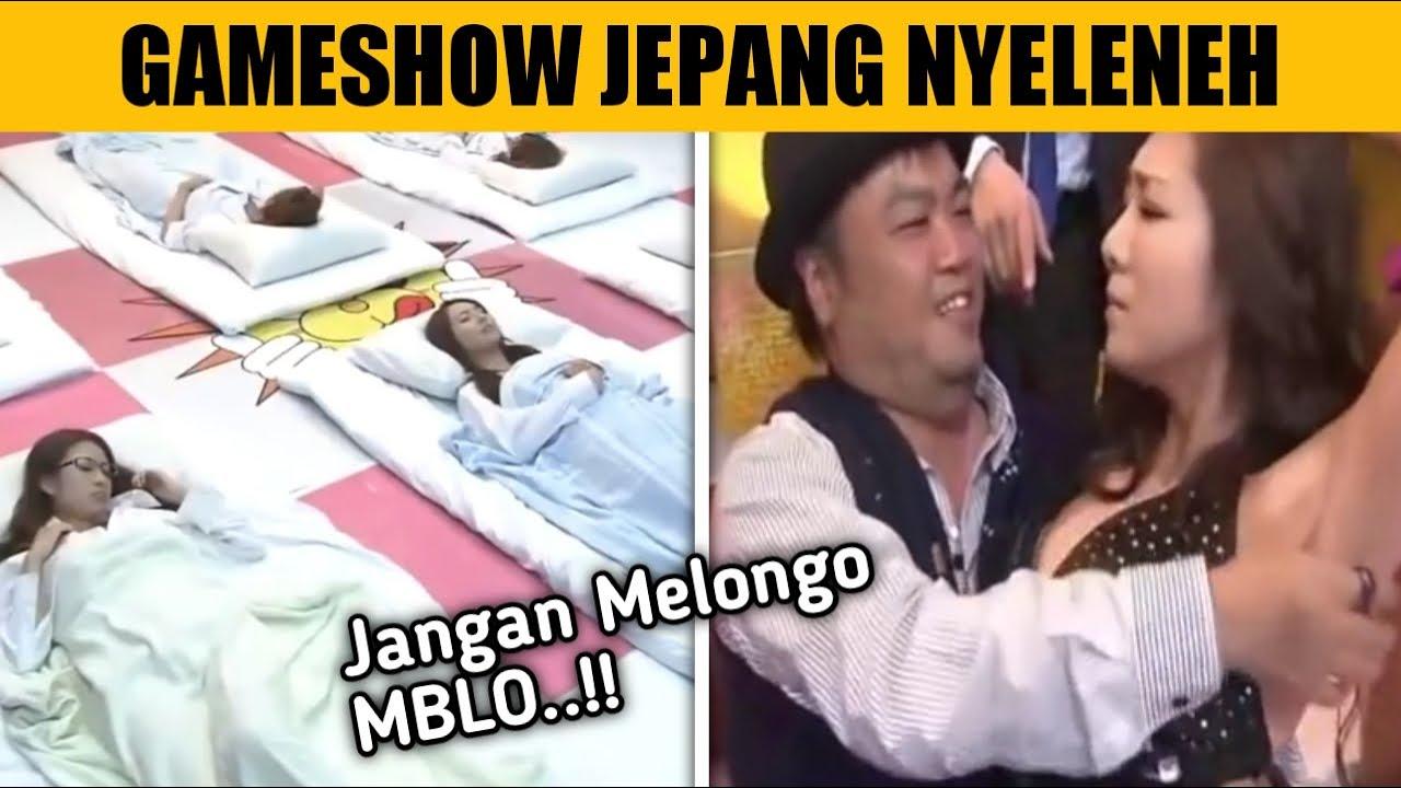 Bikin Mata Melongo!! 7 Gameshow Ala Jepang Paling Nyeleneh
