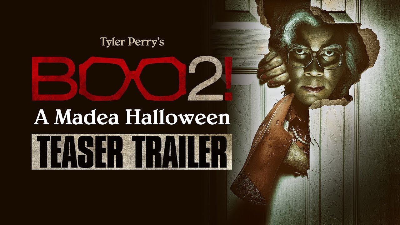 a madea halloween 2017 movie official teaser trailer peek a boo boo tyler perry