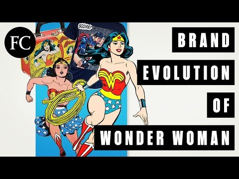 She's Come A Strong Way, Baby: The Ass-Kicking Evolution Of Wonder Woman