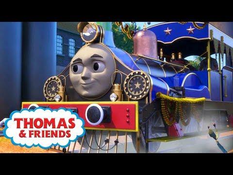 Thomas & Friends UK | Meet Rajiv of India 🇮🇳| Thomas & Friends New Series | Videos for Kids