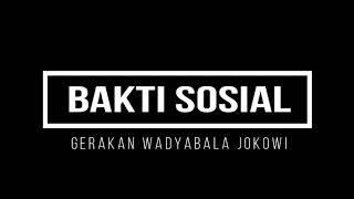 Bakti Sosial GWJ Kelurahan Cipinang