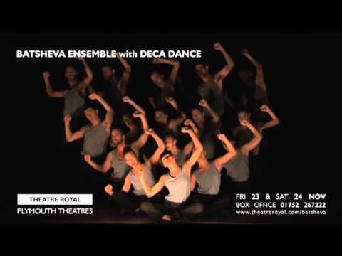 Batsheva Ensemble Theatre Royal Plymouth