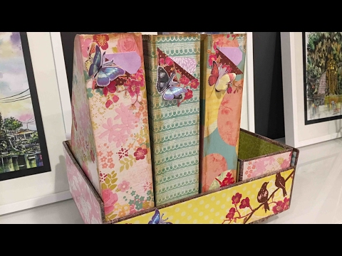 Ikea Magazine Holder | Storage-box