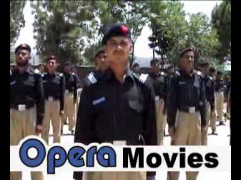 Passing Out Parade Of Police Of Mansehra