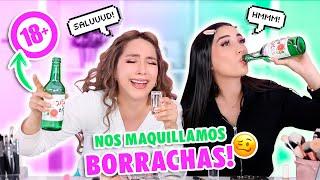 NOS MAQUILLAMOS BORR4CHAS Con NALU 🥴HABLAMOS DE MÁS 😰! | Claudipia