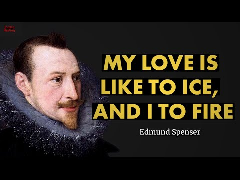 My Love is Like to Ice, and I to Fire (Amoretti XXX) - Edmund Spenser poem reading | Harling Reads
