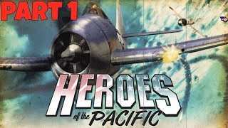 Heroes of the Pacific - Campaign Walkthrough: Surprise Attack