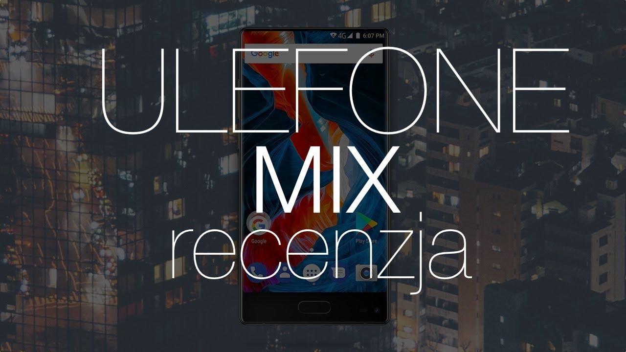 Recenzja Ulefone Mix – budżetowy bezramkowiec