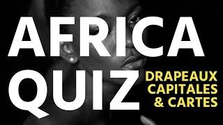 Capitales d\'Afrique : Testez vos connaissances