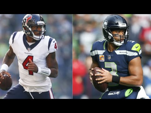 Do The Chicago Bears Have A Realistic Chance To Trade For Deshaun Watson or Russell Wilson?