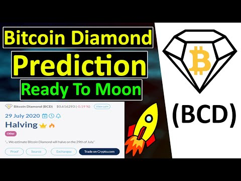 Bitcoin Diamond (BCD) Price Prediction | Halving In July | By Crypto Asia