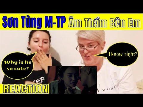 Vpop Marathon Part 1: Sơn Tùng M-TP Âm Thầm Bên Em MV Reaction