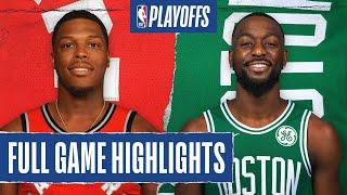 Boston Celtics vs Toronto Raptors | September 3, 2020
