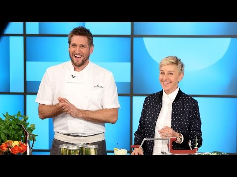 Curtis Stone's Scrumptious Recipes