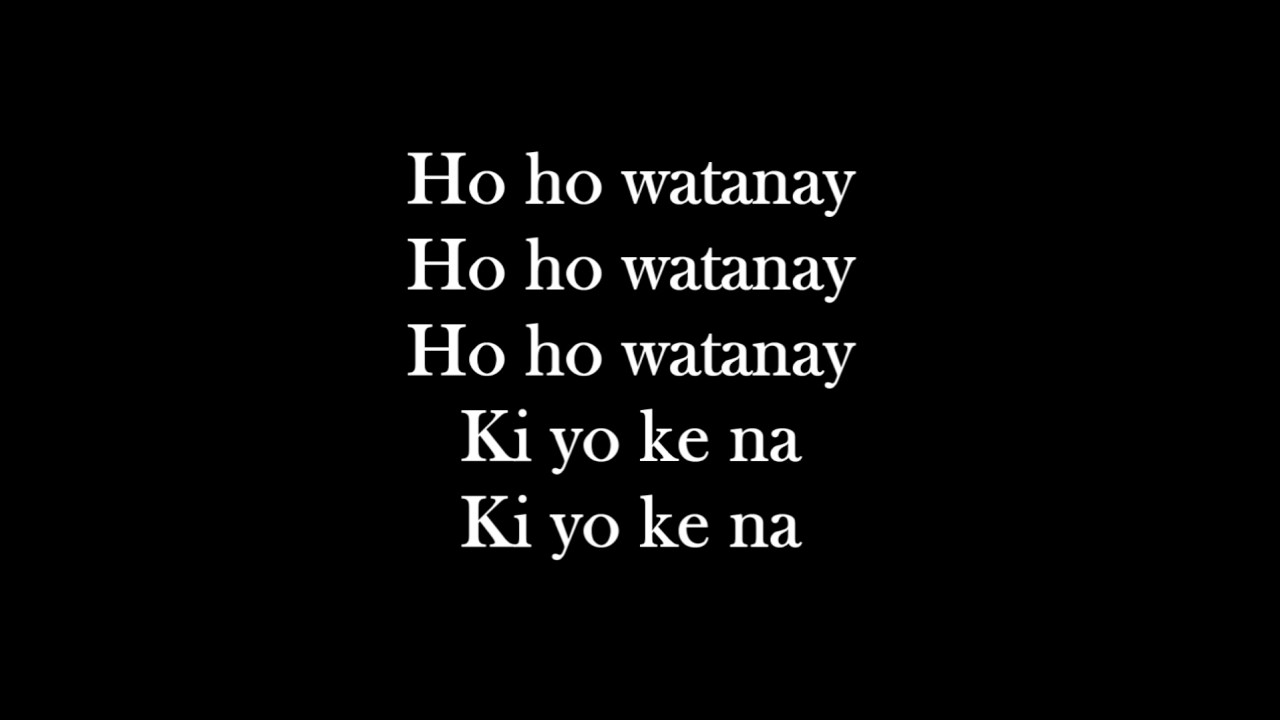 An Iroquois Lullaby - lyrics - YouTube