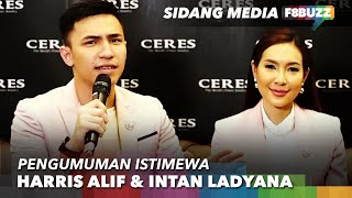Harris Alif & Intan Ladyana Nikah Februari. RM13.5 Juta Untuk Barang Kemas • Highlights Sidang Media