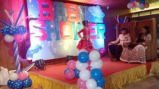 Suhani baby shower  aanya songs