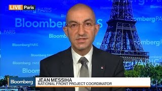 National Front's Messiha: French Euro Exit Top Priority