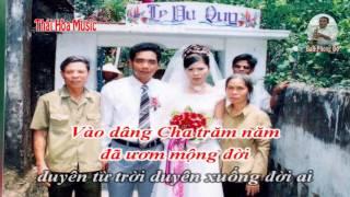 Bước Vào Nhà Chúa - Karaoke - Âm Nhạc Thái Hòa - Giáo xứ Đa Phạn Giáo Phận Thanh Hóa