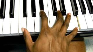 5 o clock t pain piano tutorial