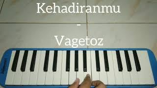 Kehadiranmu - Vagetoz ~~ Pianika Cover - Tika Dewi Indriani