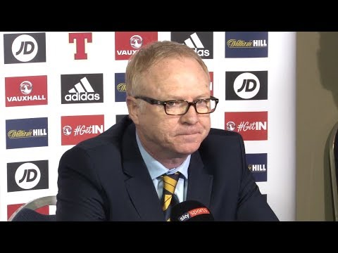 Scotland Unveil Alex Mcleish As New National Football Coach