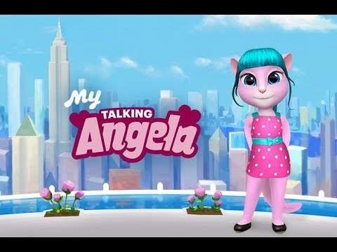 My Talking Angela Level 229 - Gameplay Great Makeover for Children HD from YouTube · Duration:  21 minutes 31 seconds