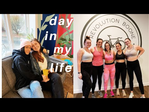 Life As App State Student: Day In My Life