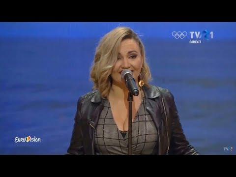 Claudia Andas - The one | Semifinala Eurovision 2018 de la Salina Turda