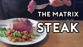 Download Binging with Babish: Chateaubriand Steak from The Matrix Mp3 and Videos