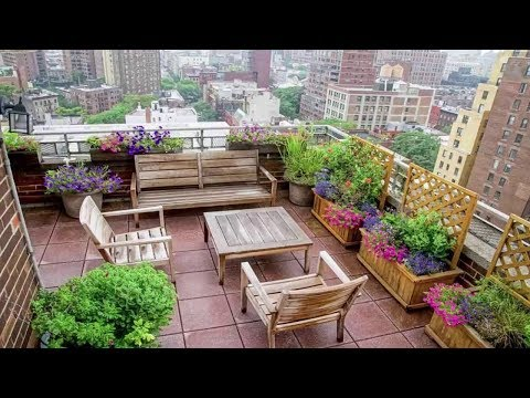 50+ Roof Terrace Design Ideas - Roof gardens & roof terraces - Modern architecture