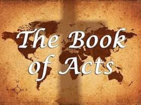 The Book of Acts Part 17 5 16 18