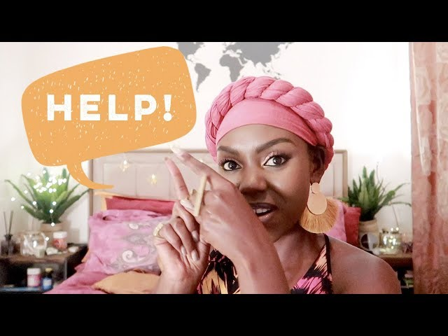Struggling, Feeling Overwhelmed, Asking For and Appreciating Help || Patricia Kihoro