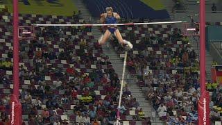 Россиянка Анжелика Сидорова завоевала золото на Чемпионате мира по легкой атлетике в Дохе.