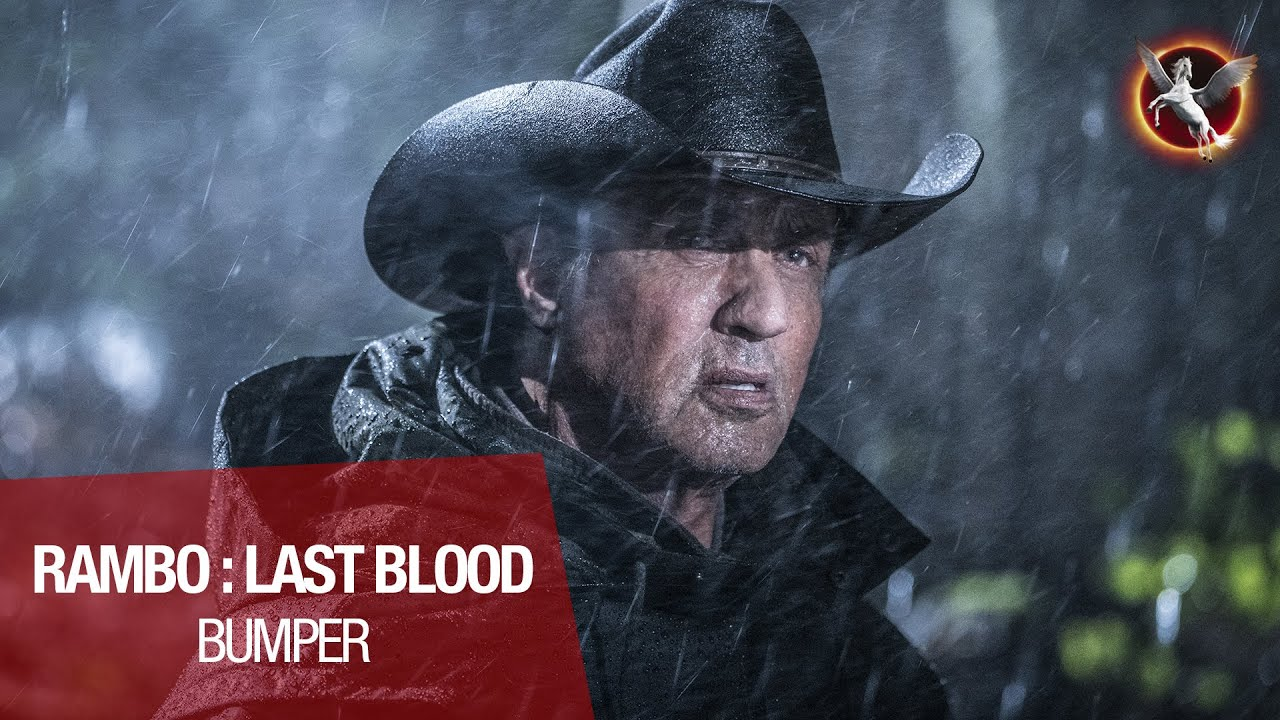 RAMBO : LAST BLOOD - Stallone est de retour au cinéma !