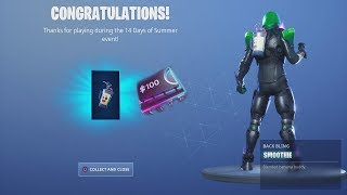 *UNLOCKING* NEW 'SMOOTHIE' Back Bling After Finding Todays NEW Fortnite Fortbyte Location!