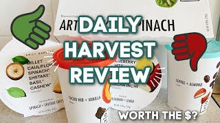 Daily Harvest Review - Menu, How it Works, Taste and More| RunToTheFinish